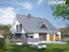 Niełatwy wybór: projekty domów tradycyjnych czy nowoczesnych