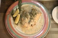 Cooking with Chef Herman: Pan Seared Rockfish with Oyster Cream - Northern Michigan's News Leader