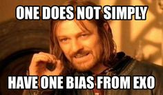 It's just not possible // #kpop