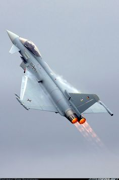 Eurofighter EF-2000 Typhoon S aircraft picture