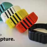 身の回りの音(会話)を録音し続け、タップひとつでスマートフォンに保存するウェアラブルマイクのKapture | TechCrunch Japan