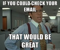 Ignore your email when you're swamped. | 23 Ingenious Ways To Work Smarter, Not Harder