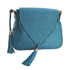Riley Bag in Teal Blue $57.75  #JulepColorChallenge #CreateYourJulepColor