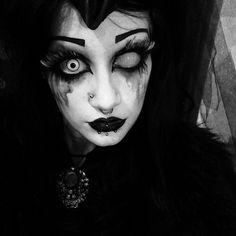 #goth #creepy