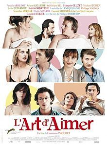 "Friday June 14th ""Films on the Green"" at WSP Features New York Premiere of L'Art d'aimer (the art of love) 