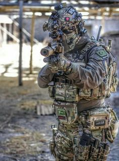 Airsoft Goat -The Best Airsoft Gun & Gear Resource Special Forces Gear, Military Special Forces, Military Weapons, Military Art, Military Apparel, Military Soldier, Tactical Armor, Turkish Soldiers, Airsoft Gear