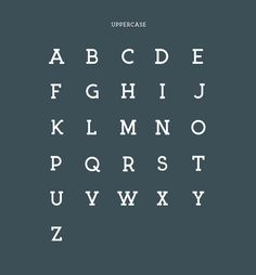 Arctic Free Font, #Free, #Graphic #Design, #OTF, #Resource, #Slab_Serif, #Typeface, #Typography