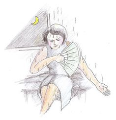 Chinese Medicine for night sweats. Severe night sweats often accompanied by red cheeks, emaciation, hot flashes, warm palms and soles, thirst and a red tongue which indicate a consumptive and overheated state.