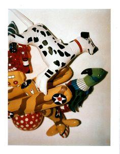 Andy Warhol's Still-Life Polaroids