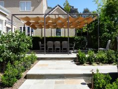 Sunshade ideas Petaluma Pool House | MAD Architecture
