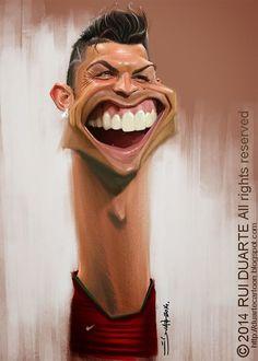 Cristiano Ronaldo by Rui Duarte