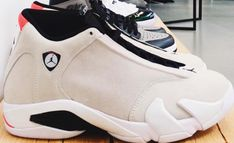 380314bd71e648 Air Jordan 14 Desert Sand. Fly ShoesShoes HeelsNike ...