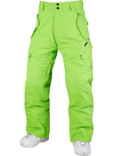 Slick Surftex Pants - Ski Pants - Winter - Mens - Surfanic Shop    ha, might need these this winter, mountains are calling me