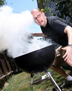 In a pickle: How to prevent a grill fire