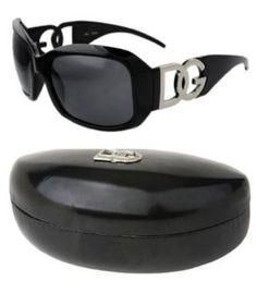 2 Pairs of DG Eyewear Designer Womens Fashion Sunglasses Black Sunglasses,  Sunglasses Accessories, Women b55f74e89a