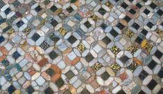 Blu estate piastrelle piastrelle di ceramica mattonelle di mosaico