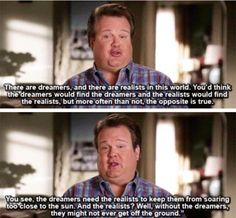 One of the most important quotes on this show