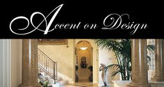 Accent on Design.  Expect to spend some time here, fantastic pictures, ideas and tips.