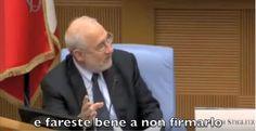 """Joseph Stiglitz (premio nobel per l'economia)al Parlamento italiano:""""Non firmate il TTIP"""".VIDEO http://jedasupport.altervista.org/blog/economia/joseph-stiglitz-non-firmate-il-ttip/"""