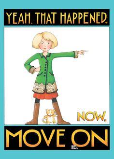 Move On – Mary Engelbreit Studios