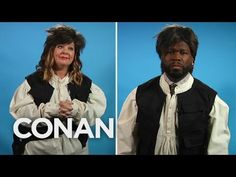 Young Han Solo Audition Tapes  - CONAN on TBS - http://abibiki.com/young-han-solo-audition-tapes-conan-on-tbs/