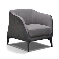 Winter Skies Club Chair