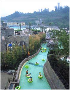 Everland Theme Park, Korea - 3700 acres!