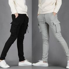 421.98 / Men's Fashion Korean Casual Sport Pants via martEnvy. Click on the image to see more! / FREE SHIPPING