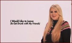 Watch: #MeghanTrainor Sings Funny Thanksgiving Car...