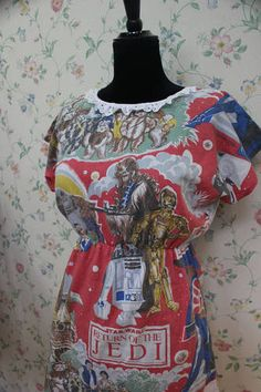 Bed Sheet dresses! - CLOTHING