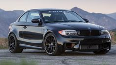 The Dinan S3-R BMW 1M is brutally perfect