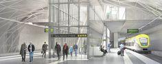 Västlänken Station Haga. Underjordisk station i kulturhistorisk miljö.  http://www.abako.se/vara-projekt/vastlanken-station-haga-2/