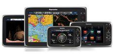 Multifunction Navigation / Displays | Raymarine