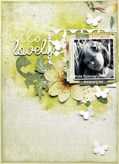 The Scrapbook Store DT - Kaisercraft Golden Grove 3 & 4 (My Happy Scrap Space) General Crafts, Crafty Projects, Page Layout, Scrapbooking Layouts, Lilac, Gallery, Frame, Cards, Blog