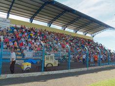 Estádio Anilado - Francisco Beltrão (PR) - Capacidade 12 mil - Clube: Francisco Beltrão