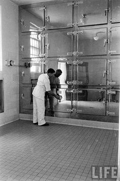 1936 morgue technician - Morgue Assistant