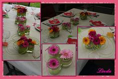 doesn't it look fresh? Beautiful Artwork, Beautiful Flowers, Plant Crafts, Deco Floral, Wedding Decorations, Table Decorations, Deco Table, Holidays And Events, Flower Designs