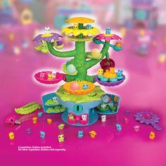New Squinkies Zinkies Magic Secrets Flower Pot