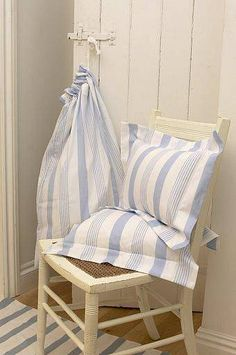 The Pavilion Laundry Bag makes a smart addition to any bathroom or bedroom. Our fresh ticking cotton laundry bag is available in pale Blue, Taupe and White on White. King Bedding Sets, Luxury Bedding Sets, Best Duvet Covers, White Sheets, Bedroom Doors, Cool Beds, Linen Bedding, Bed Linens, Comforter