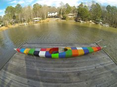 3D Printers Can Only Make Trinkets -- What About Kayaks?