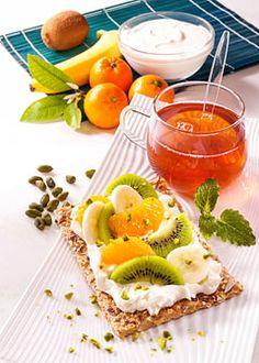 Detox-Diät - Kur 5. Tag: Frühstück - Früchtebrot