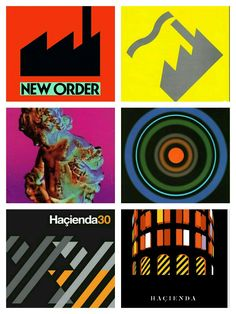 Factory Records poster 2