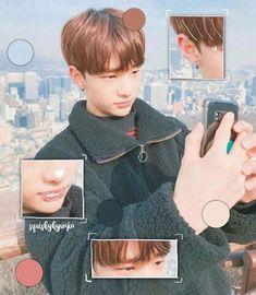 kpop   stray kids  soft edits   soft bots   aesthetic