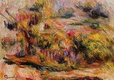 Landscape - Pierre-Auguste Renoir (1919)