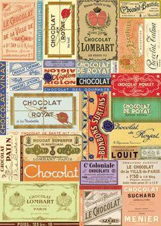 Chocolate Wrap (E8)
