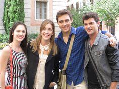 lodovica, Clara, Jorge, y Diego!! <3