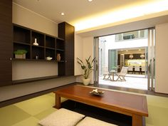 和室 飾り棚 イメージ House Yard, Bathroom Medicine Cabinet, Bathroom Lighting, Mirror, Interior, Yards, Furniture, Houses, Japanese