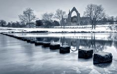 Bolton Abbey Reflections by Chris Frost on 500px