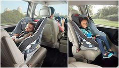 Car Seat Safety Tips: How to Know When to Change the Child Safety Seat