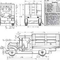 Antique irish mail cart kids ride on car toy on etsy 70 for Irish mail cart plans